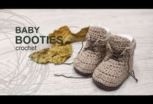 Baby Booties Crochet Written Free
