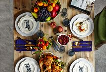 Thanksgiving Table / #anthropologie #PinToWin @Anthropologie @Remodelista @thanksgivingtable