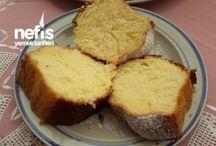 Kremalı kek