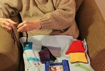 Busy Quilts for Alzheimer parents