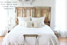 Master Bedroom Inspiration / Pictures that inspire a calm peaceful bed room.
