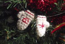 Crochet  - Christmas Ornaments
