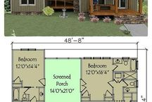 Small Home Plans/Ideas