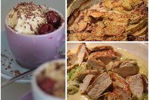Food | Jamie Oliver 30 Minuten Menü Kochbuch / Auf dieser Pinnwand teile ich Rezepte aus dem Kochbuch - Jamie Oliver 30 Minuten von mir und euch!