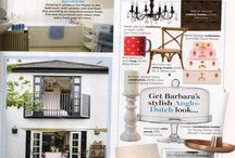 One World In The Press / Check out the magazines and papers we've been featured in and get a little extra inspiration for your home.