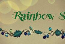 ∞ Rainbow Soul ∞ / Se cercate delle piccole creazioni artigianali e originali da poter indossare o utilizzare, Rainbow Soul è il posto giusto :) PAGINA FACEBOOK: www.facebook.com/RainbowSoulFIMO