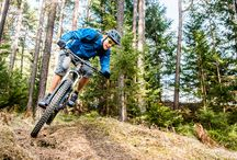 Biking in Innsbruck - Bike City Innsbruck / The Capital of the Alps is now a true Bike City! The new Bike Park Innsbruck, the Crankworx mega-event, Trail tours for mountain bikers and many other opportunities for relaxed touring or even racing can be found here.