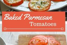 All the things with parmesan