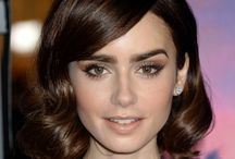 ✨))Lily collins((✨