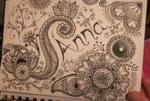Art-Attack / Random doodles and amazing art pieces all in one place