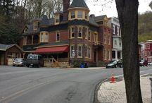 Pennsylvania / Scenic spots from PA