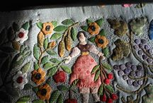 Vintage Quilt Inspiration / Quilts inspired by or from the Civil War Era Quilts, Amish, Dutch and others from a time gone by.