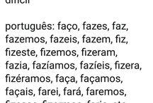 Línguas - Idiomas