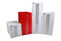 Multi Drawers / Useful, spacious, easy to open and movable Multi-Drawers. Check a ride range of office steel drawers and many more useful furniture at www.rigidind.com.
