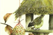 Decoupage ptaki