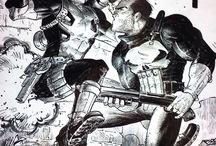 Comic/Storyboards