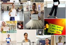 Why I LOVE Ballet... / 39 Of The Countrys Greatest Dancers Explain Why They Dance.  Why do YOU love ballet?