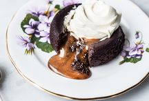 """Desserts To Die For / There are times in life when you just have to say """"yes""""..."""