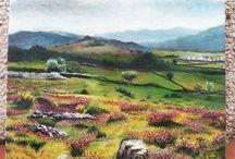 Paisajes / Motivos de paisajes, naturaleza, rios, lagos, montañas...