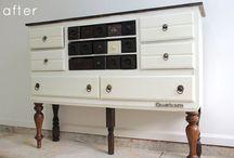 Furniture Redo / by Ashley Woodliff