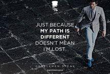 Gentlemen's Inspiration & Quotes