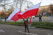 Narodowe Święto Niepodległości w Gliwicach / Tak gliwiczanie świętowali 11 listopada