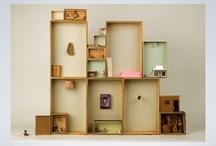 dollhouse / by BrownPaper Packaging