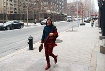 Lucía Vilariño #ItGirl #FromNYC #LuliTips #AW16 / Lucía Vilariño #ItGirl #FromNYC #LuliTips