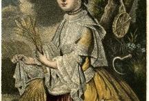 1760s Fashionistas