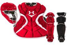 Under Armour Victory Series Junior Catchers Gear Kits / Under Armour UACK2-JRVS Victory Series Junior Catchers Gear Kits