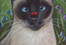Pets Paintings / by Marta Oktaba