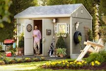 Buildmumahouse shed dreaming / garden shed full of character a den where there's a place for everything especially me!