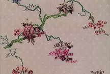 18th century silk fabrics