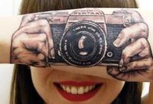 tattos fotoaparat
