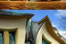 İlginç binalar