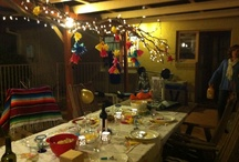 Mexican dinner party / by Helen Race