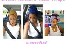 Crochet Turban & Head Wraps / by GuChet