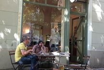 Cafes Berlin / oasis in the city