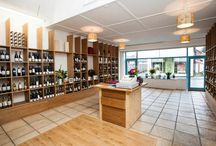 Wine Merchants with more than a splash of English / Off licences, wine merchants, farm shops that we come across specialising in English wines, or at least with a decent selection.