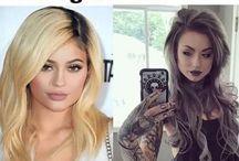 ładne dziewczyny w tatuazach
