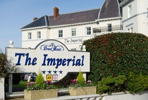 Imperial Hotel, Barnstaple, North Devon. 4 Star / The only 4 star luxury hotel in Barnstaple, the Imperial Hotel is located in the heart of the town yet it has all the tranquillity and warmth of an elegant country house. Set beside the River Taw and with spectacular luxury accommodation, the Imperial Hotel wins rave reviews from its guests for its sumptuous dining, welcoming atmosphere and outstanding service.