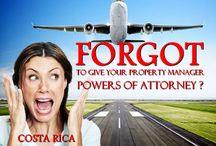 Costa Rica property management