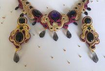 My soutache jewelry