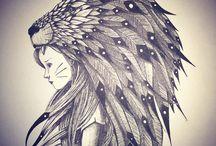 My work / Illustration
