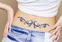 onderrug tattoos