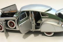 Diecast Model Cars 1:18 scale / A collection