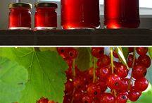 marmelády a jelly
