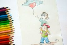 John Lucas Kids Illustrations