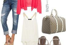 Being stylish!