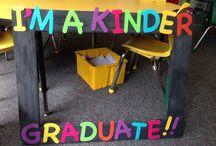 kinder graduación